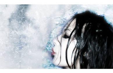 Splash Of Cold Air by lejahn