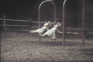 Swinging---Whee by VampireKetsuki