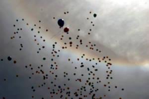 Balloon Release by VampireKetsuki