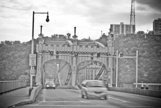 Old Smithfield St Bridge