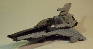 MOC Lego Viper Mark VII, Ver A 1 by HaroldPotter