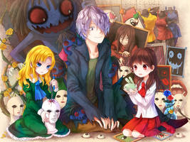 ''IB'' Game DL by GumiTheCarrot