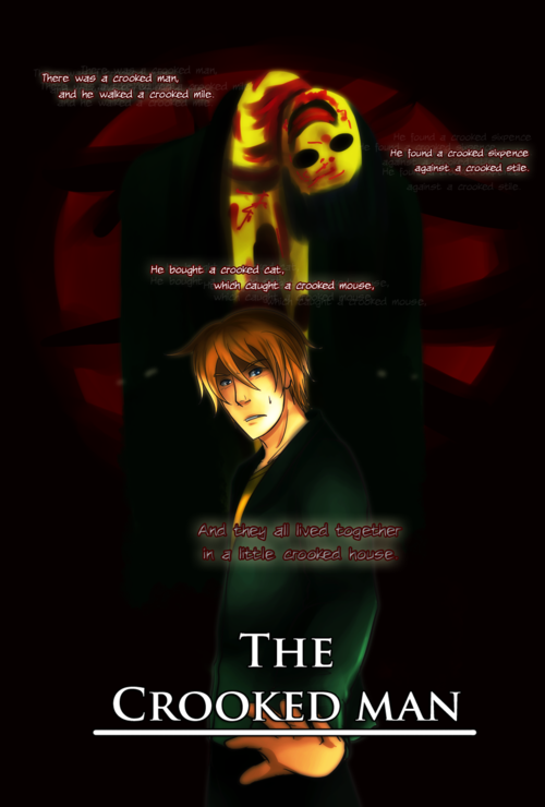 The Crooked Man   Game DL by GumiTheCarrotThe Crooked Man Wallpaper