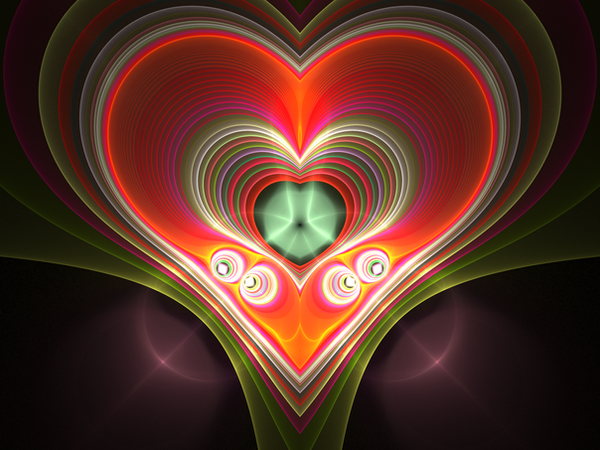 Shining Love by kward1979uk
