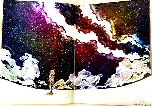Drenched In Stars