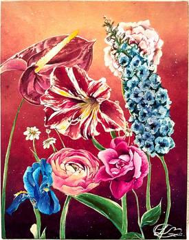 Language of Flowers pt 2
