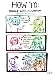 Roast Like An Artist
