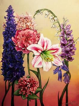 Language of Flowers pt. 3