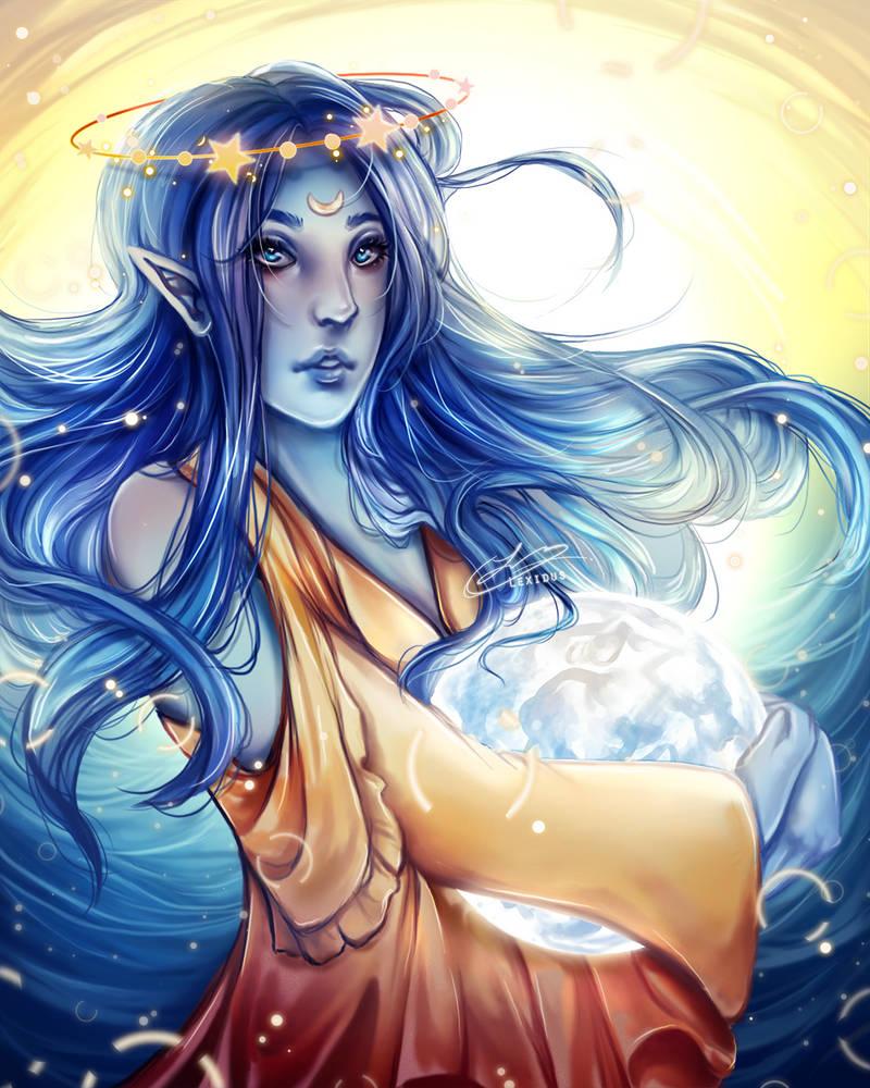 I'll Bring the Moon by Lexidus