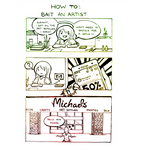 How To Bait An Artist
