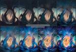 'Vanciere' Painting Process by Lexidus