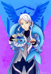 Blanche - Team Mystic