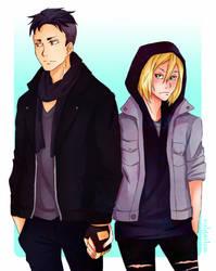 Otabek and Yuri