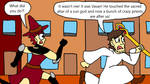 Dungeon Crawlers Comic 31 panel 1 by Mad-House-Studios
