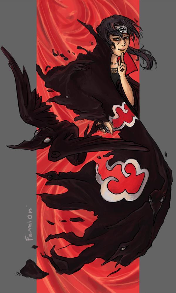 Uchiha Itachi by Famion