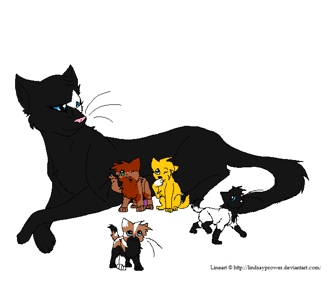 Warrior Cats Kit To Leader Bloodclan: Swiftsoul And Scourge's Kits By 00GlaceonRoxz00 On DeviantArt