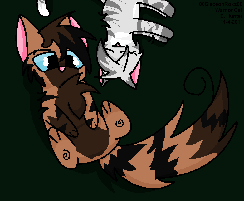 Warrior Cats Hawkfrost And IvypoolIvypool And Foxleap