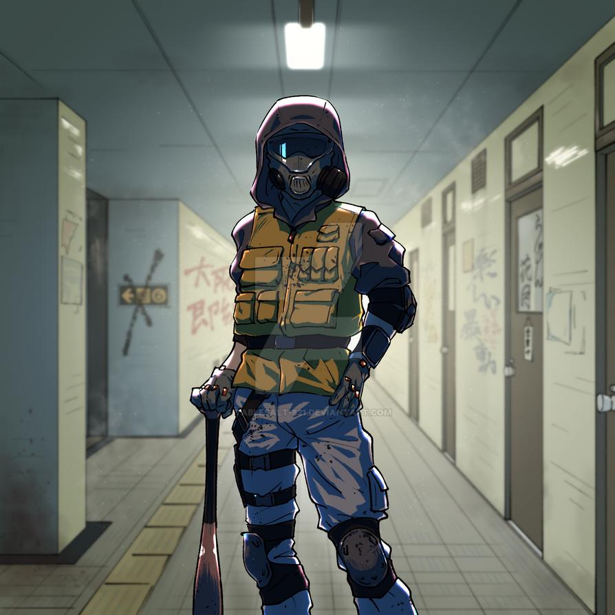 Vigilante by tablesalt-821