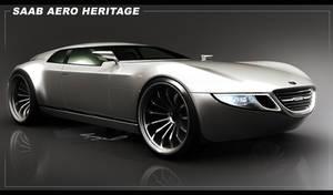 Saab Aero Heritage