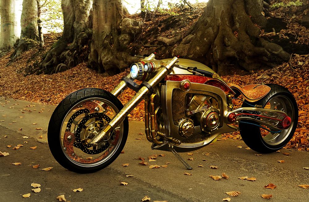 Seraphim Custom by MikaelLugnegard
