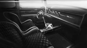 The 79 Coupe - Interior