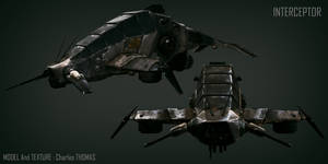 Interceptor - EYE assets