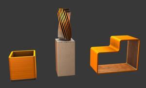 Furniture Series - Set 1