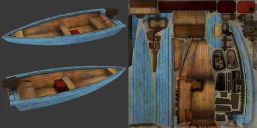 Killing Floor - Boat by MetamorpheSTLK