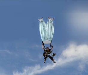 bloomin skydiving by pendragons-den