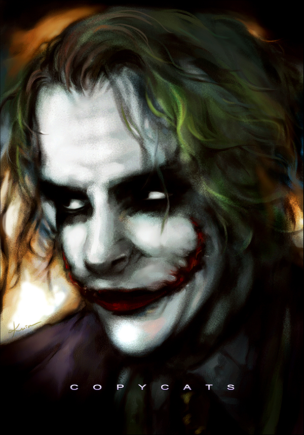 The JOKER by jjkuin