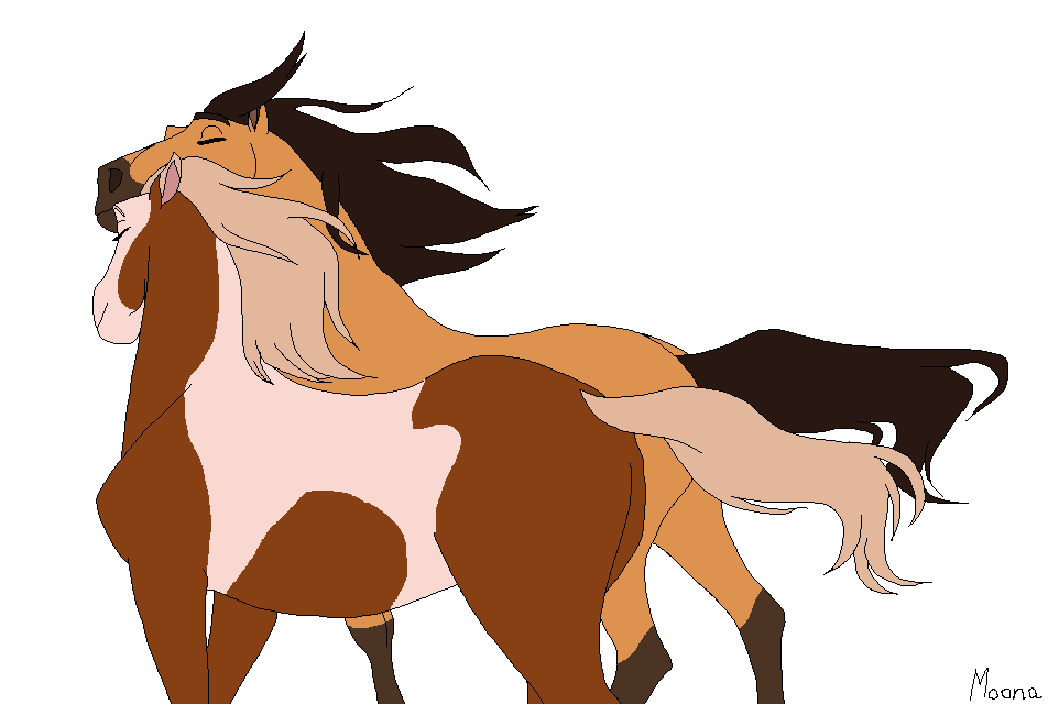 Spirit And Rain Wind Base by CrazyAngelPony on DeviantArt Running Horse Png
