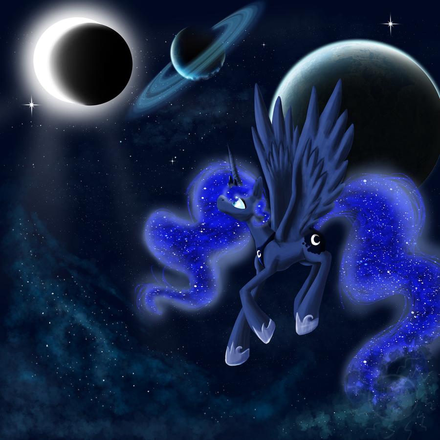 Nebula by SolarPaintDragon