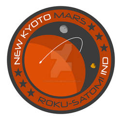 Mars Colony Patch