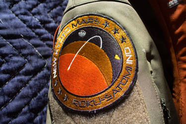 Mars Colony Patch 2