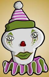 Alien Clown 1