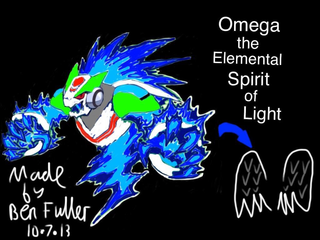 My Elemental Spirit by BenBandicoot