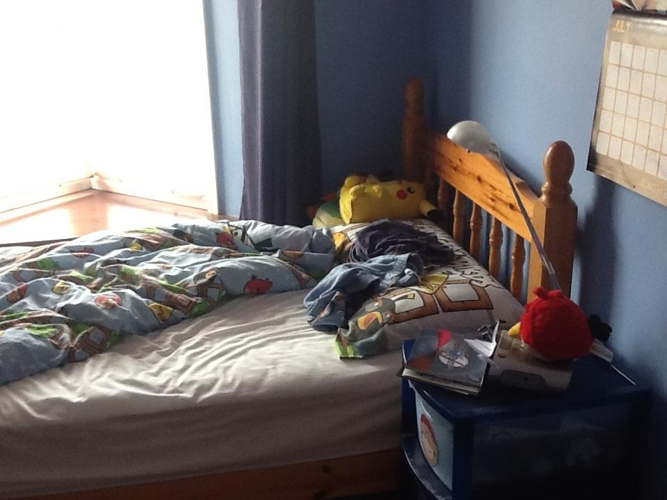Part of my room by BenBandicoot