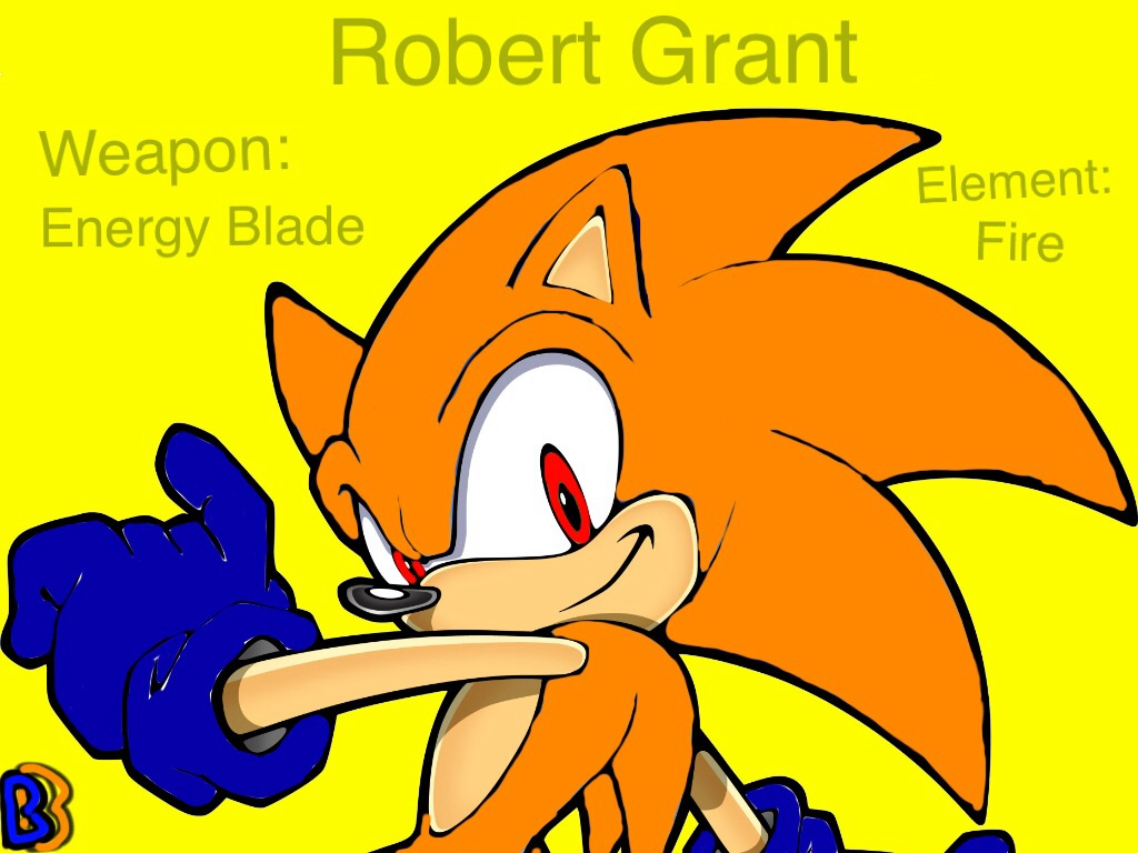 Robert Grant profile by BenBandicoot