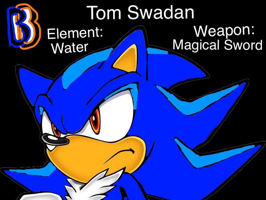 Tom Swadan profile by BenBandicoot