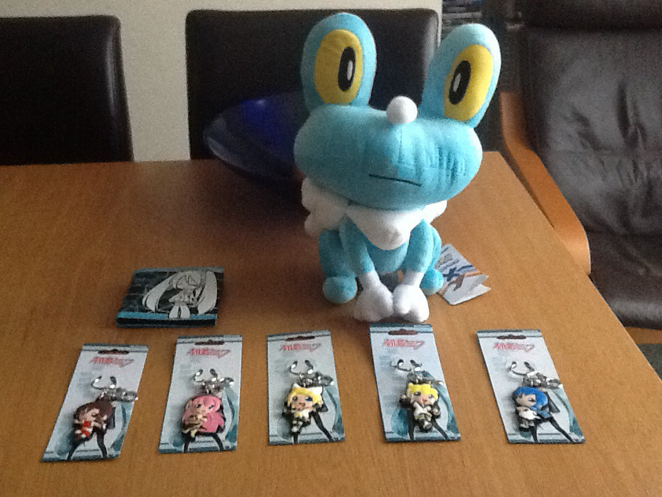 TokyoToys stuff I bought and like by BenBandicoot