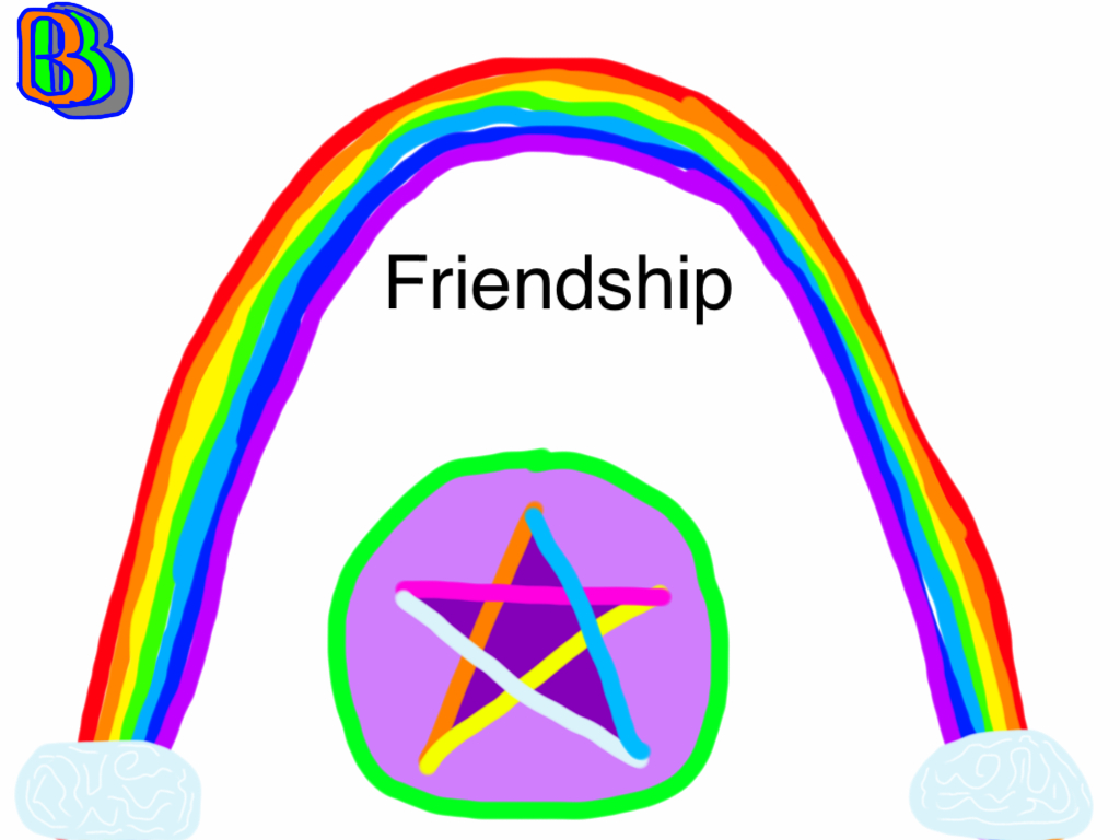 Friendship by BenBandicoot
