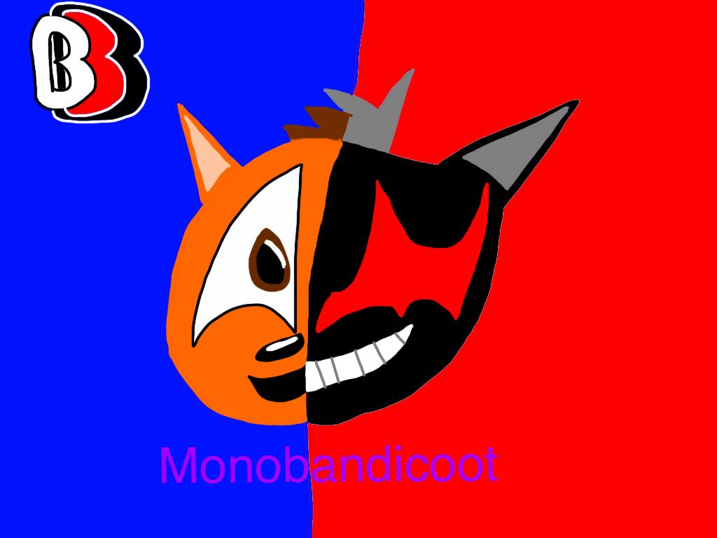 Monobandicoot by BenBandicoot