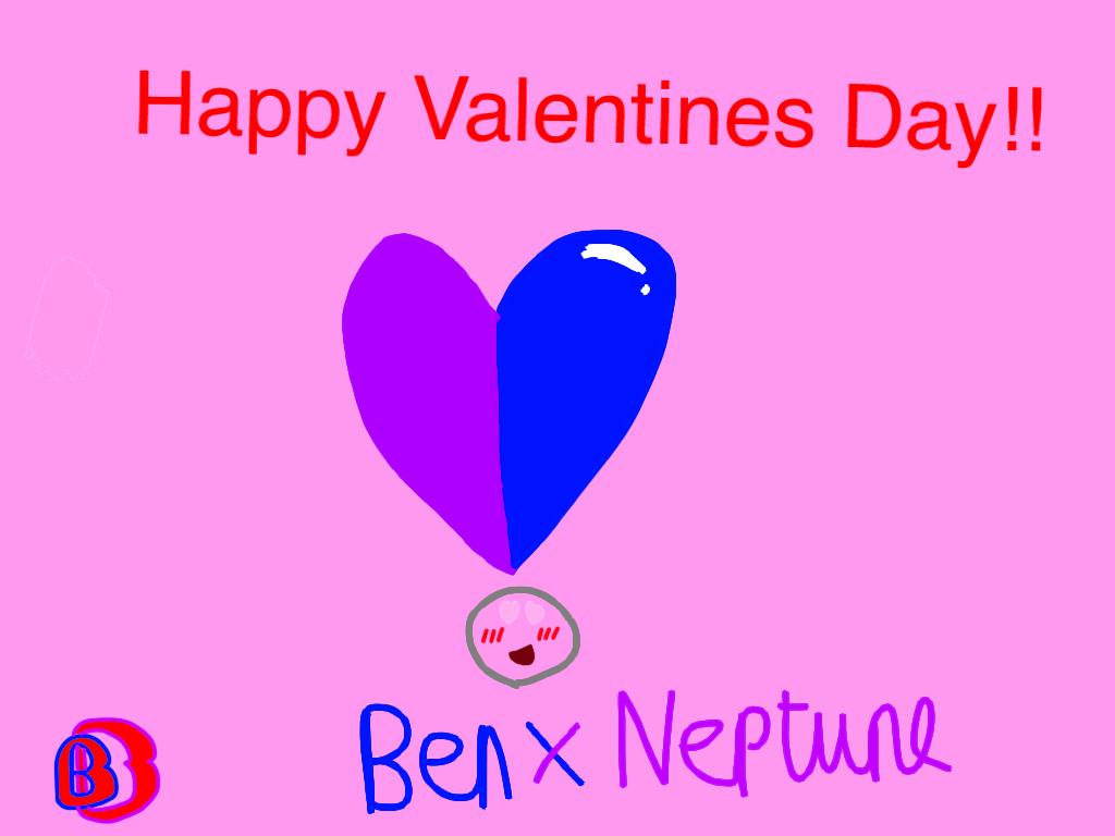 Happy Valentines Day!! by BenBandicoot