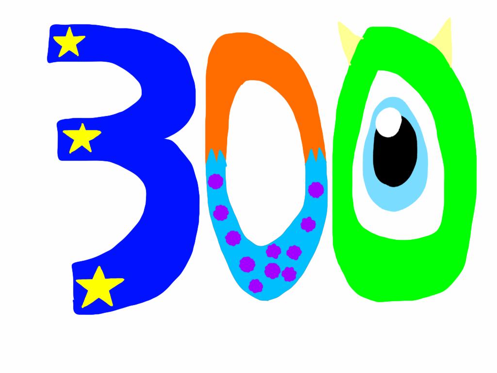 300! by BenBandicoot