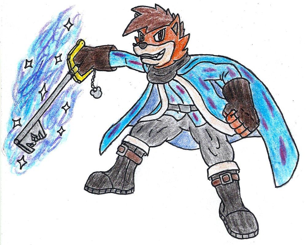 Fantasy RPG Ben Fuller by AlphaCharlieEcho247 by BenBandicoot