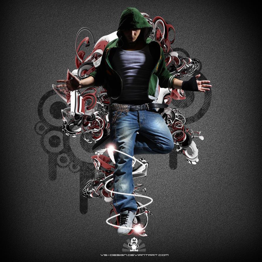 Art Vs Design : Breakdance photomanipulation by vs design on deviantart