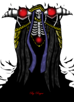 Ainz Ooal Gown Paint 2