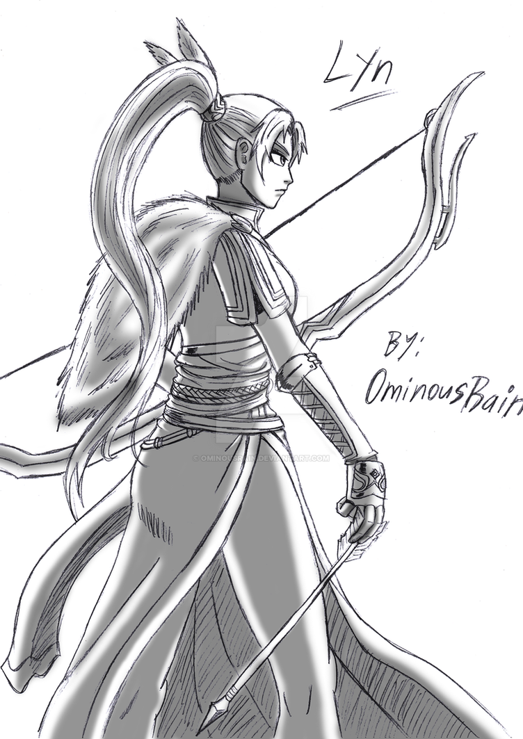 Lyn: Lady of the Wind by OminousRain