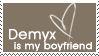 Demyx boyfriend stamp by Brixyfire