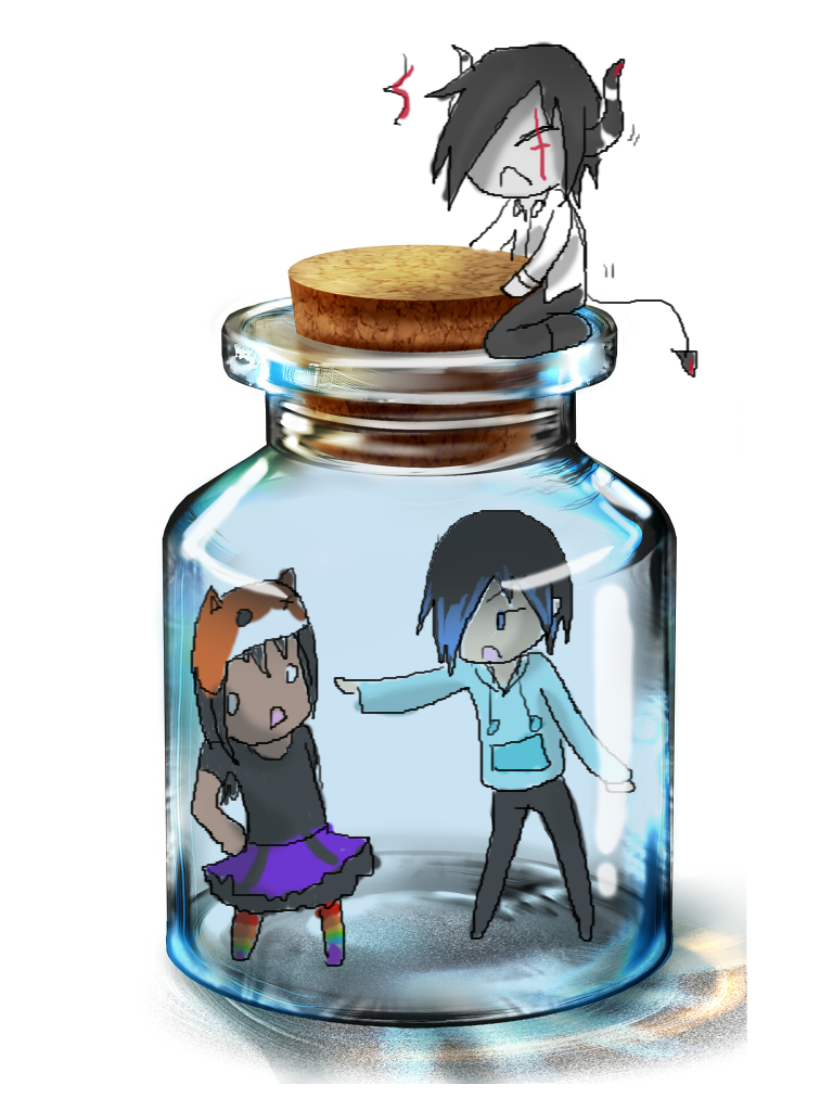 Jar meme by Brixyfire